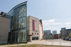 Art Gallery de Windsor Ontario Fotografía de archivo