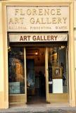Art gallery in Italy