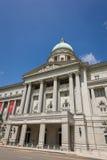 Art Gallery nazionale con cielo blu Fotografia Stock