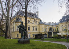 Art Gallery nazionale a Sofia, Bulgaria Immagine Stock Libera da Diritti