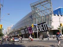 Art Gallery of Ontario Stock Image