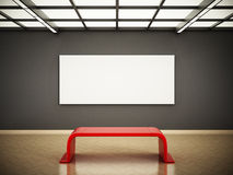 Art gallery Stock Images