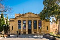 Art Gallery van Zuid-Australië royalty-vrije stock afbeeldingen