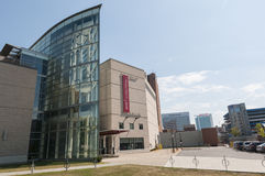 Art Gallery von Windsor Ontario Stockfotografie