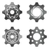 Art Of Gear für mechanisches Lizenzfreies Stockbild