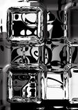 Art glass Royalty Free Stock Photography