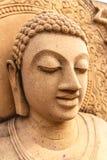 Art of Buddha Image. Royalty Free Stock Photo