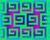 art gradient greeks green neon op ελεύθερη απεικόνιση δικαιώματος