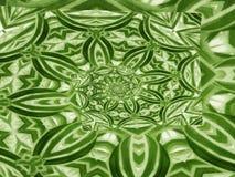 Art green color abstract pattern illustration backgroun. D stock illustration