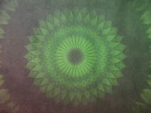 Art green color abstract pattern illustration backgroun. D royalty free illustration