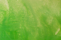 Art green  painted background texture Royalty Free Stock Photography