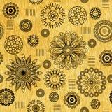 Art grunge background. Art grunge pattern ornament cartoon Stock Images