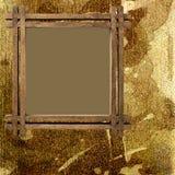 Art grunge background. Ancient frame Royalty Free Stock Photo