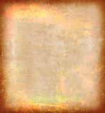 Art grunge background in brown colors Stock Photo