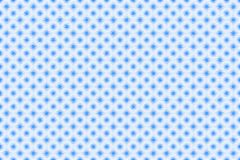 Art grunge blue dot abstract pattern background Stock Images