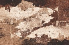 Art grunge brown abstract pattern background Royalty Free Stock Photos