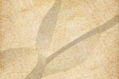 Art grunge brown paper abstract texture Royalty Free Stock Photos