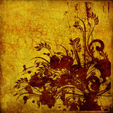 Art grunge graphic background Royalty Free Stock Images