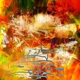 Art Grunge Textured Background. Abstract Vector Illustration vector illustration