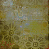 Art grunge vintage background Stock Photo