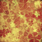 Art grunge vintage background Stock Photography