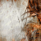 Art grunge vintage texture background Royalty Free Stock Image