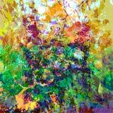 Art Grunge Vintage Textured Background. Abstract Vector Illustration vector illustration