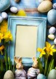 Art Happy Easter Day Imagen de archivo libre de regalías
