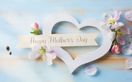 Art happy mothers day Stock Images