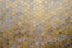 Hexagon pattren abstract wall background. Art of Hexagon pattren abstract wall background stock photography