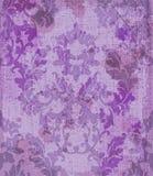 Art-Hintergrund Vektor der Weinlese barocker Empfindliche klassische Luxusverzierung Königliche viktorianische Kaiserdekors Lizenzfreie Stockbilder