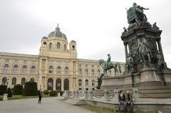 Art History Museum Foto de archivo libre de regalías