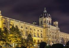 Art History Museum, Viena fotos de stock