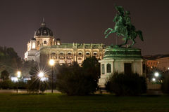 Art History Museum in Vienna Royalty Free Stock Images