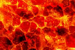Art hot lava fire abstract pattern background. Art hot lava fire abstract pattern illustration background Royalty Free Stock Photos