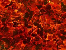 Art hot lava fire abstract pattern background. Art hot lava fire abstract pattern illustration background Royalty Free Stock Image