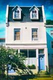 Art house in Philadelphia Stock Image