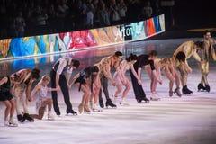 Art on Ice 2018 royalty free stock photo