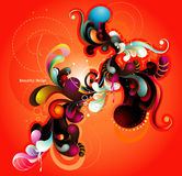 Art  illustration Stock Photos