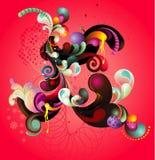 Art  illustration Stock Photo