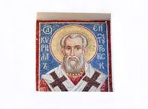 Art image on the Orthodox Church. Royalty Free Stock Photo