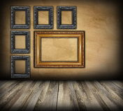 Art indoor background Royalty Free Stock Photography