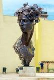 Art installation at the Havana Biennale Stock Image