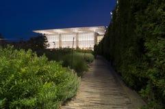 Art Institute av Chicago den moderna vingen Royaltyfri Foto