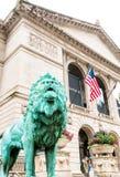 The Art Institute of Chicago Stock Image