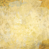 Art italian textured background Royalty Free Stock Images