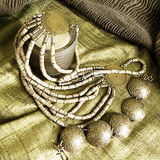 Art jewelry fashion background. Card Royalty Free Stock Images