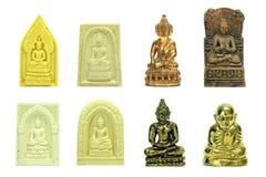 Art kleinen Buddha-Bildes Stockbild