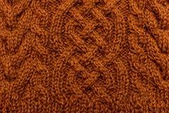 Art of knitting Royalty Free Stock Photo