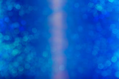 Art light bokeh for background design concept Stock Images